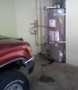 Leaking Water Heater Phoenix