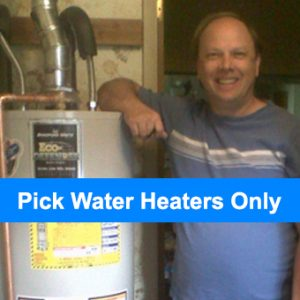 Smiling Customer Of Water Heaters Only Reviews Phoenix