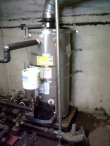 Commercial Water Heater Installation