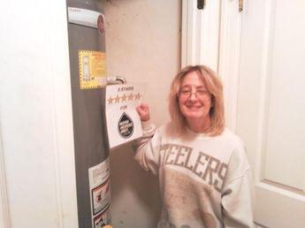 40 gallon hot water heater repair